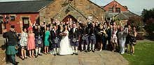 Exclusive Use Wedding Package Gretna Green