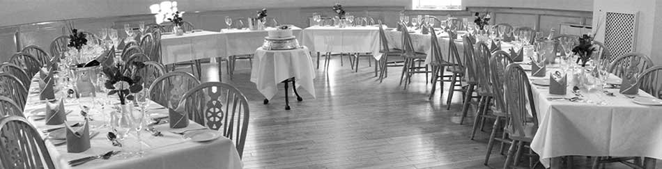 Exclusive Use weddings at The Mill Forge Hotel near Gretna Green