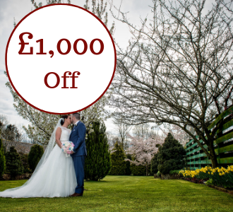 Save £1,000 on the Exclusive Use packages
